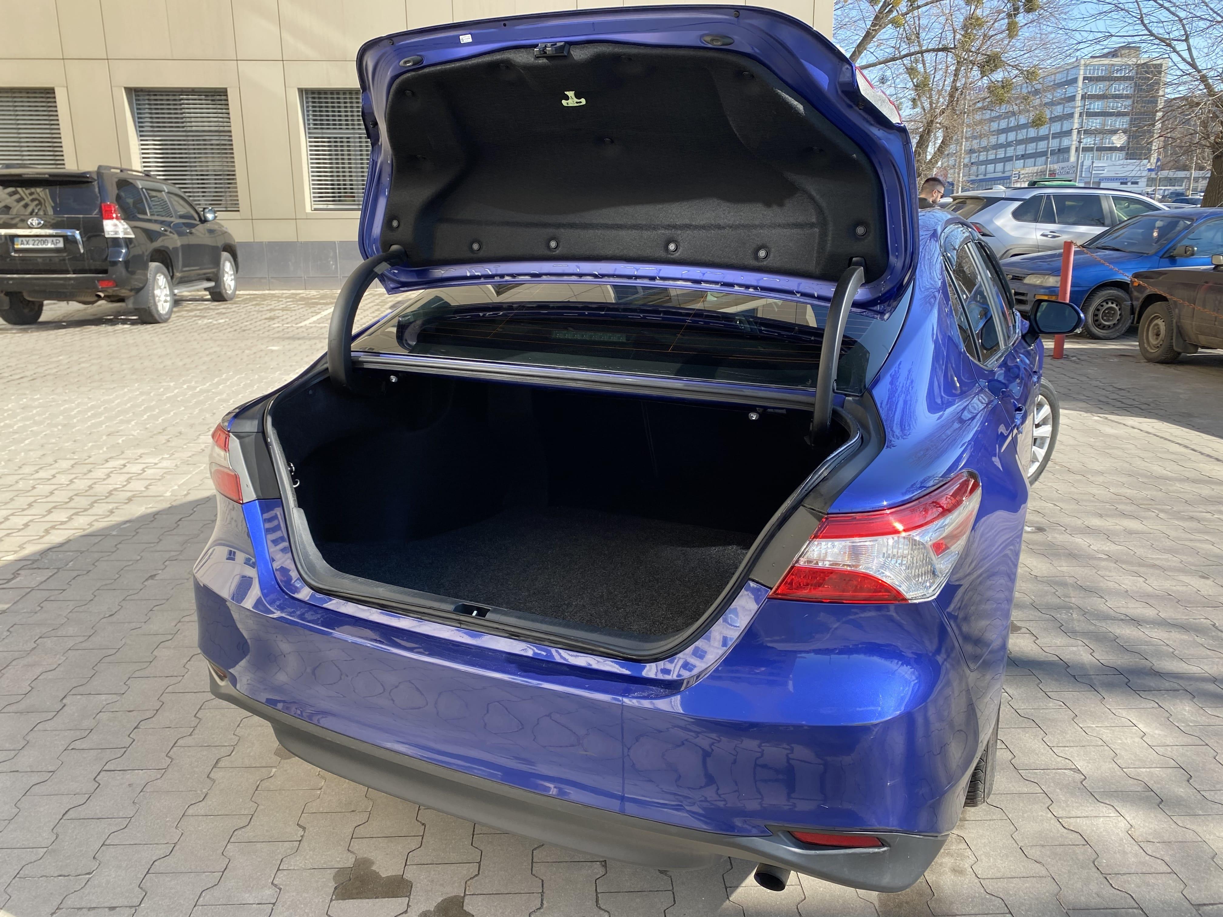 Авто из США новости